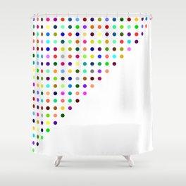 Altretamine Shower Curtain