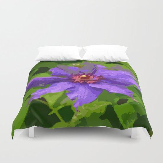 Flower III Duvet Cover