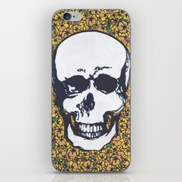 Happy in the End Yellow iPhone Skin