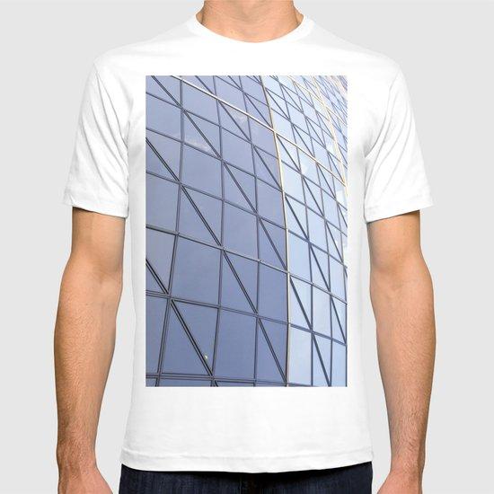The Gherkin Abstract  T-shirt