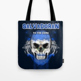To The Core Collection: El Salvador Tote Bag