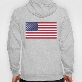 The Circle Game American USA Flag  Hoody