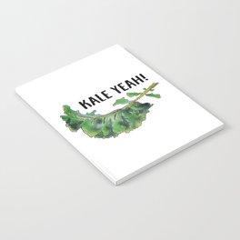 Kale Yeah! Notebook