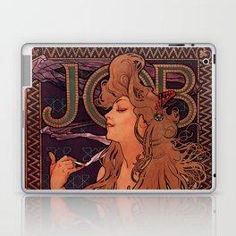 Alphonse Mucha Art Nouveau Laptop & iPad Skin