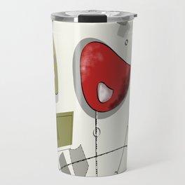 Atomic Kientic Mobile Travel Mug
