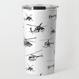 Helicopters Travel Mug