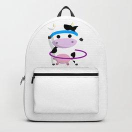 TeeTee - The Aerobic Cow #01 Backpack