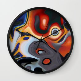 Toucan's Soul Wall Clock