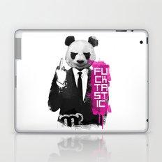 Angry Panda Laptop & iPad Skin