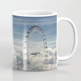 Ride Above the Clouds Coffee Mug
