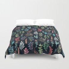 For Her, (nigth Garden!!) Duvet Cover