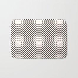 Carafe Polka Dots Bath Mat