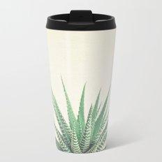 Haworthia Metal Travel Mug