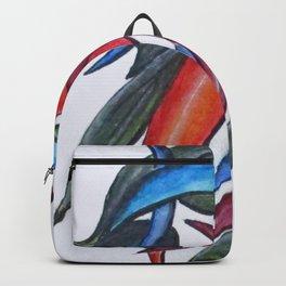 Art Doodle No. 10 Backpack