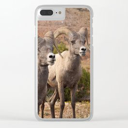 Welcoming Committee Clear iPhone Case