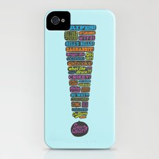 Exclamation! iPhone (4, 4s) Slim Case