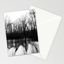 C A N O E - Princeton  Stationery Cards