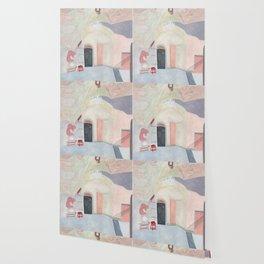 Decay art: pastel Wallpaper