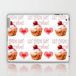 LET THEM EAT CAKE! Laptop & iPad Skin
