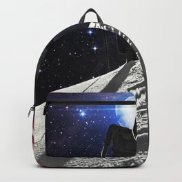 Up the hill Backpack