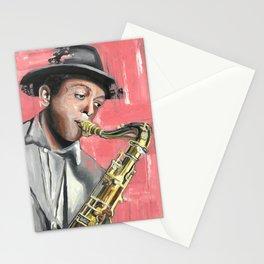 Miles Poster, Jazz Music Legend, American jazz saxophonist, Drawings Icon Portrait, Minimalist Wall Art Decor, Nursery Art Stationery Cards