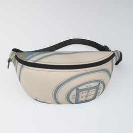Yale Affiche Fanny Pack