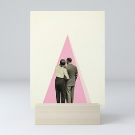 It's Just You and Me, Baby Mini Art Print
