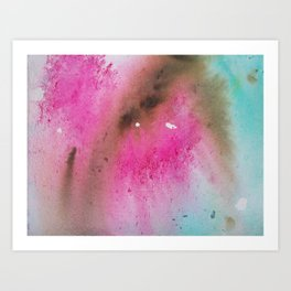 Color II Art Print