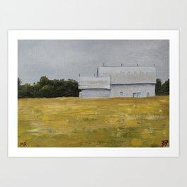 Indiana 37/100 Art Print