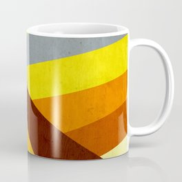 Folha seca Coffee Mug