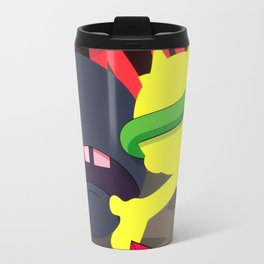 KAWS - Presenting the Past Travel Mug