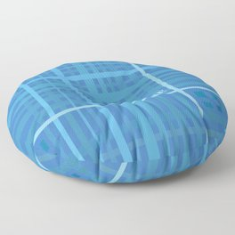 Azure Floor Pillow