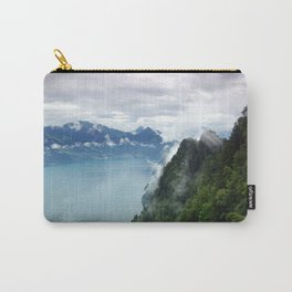 End of the Lake. Carry-All Pouch