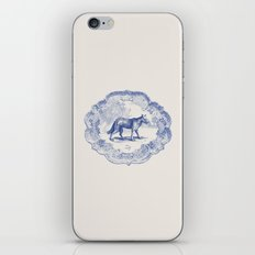 DelftWare Wolf iPhone & iPod Skin
