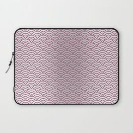 Traditional Japanese pattern SAME-SEIGAIHA Laptop Sleeve