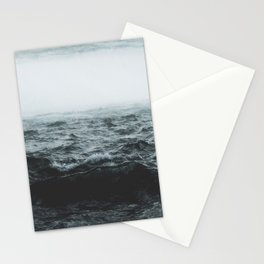 Staring at your ghost Stationery Cards