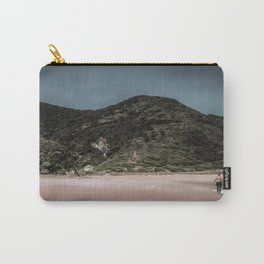 Little hand says it's time to rock and roll.  Carry-All Pouch