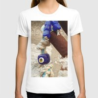 evil eye T-shirts featuring evil eye bead by habish