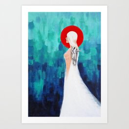 Son de Mar Art Print