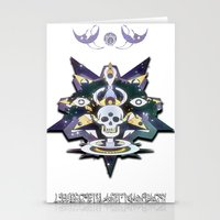 logo Stationery Cards featuring logo by Alexandr Nishikin