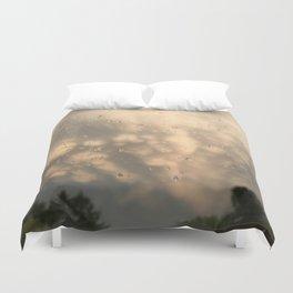 Stormy Clouds - Mammatus Duvet Cover