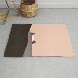 You and me alone Rug