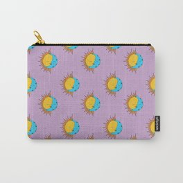 Sun and Moon Carry-All Pouch