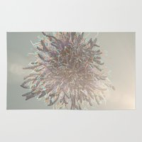 medusa Area & Throw Rugs featuring Medusa by Christoph Grigoletti