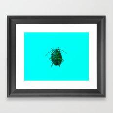 Bugged #18 Framed Art Print