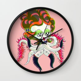 Sexypus Wall Clock