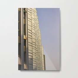 Mercer Court Metal Print
