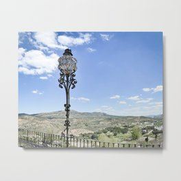 View from Priego de Cordoba Metal Print