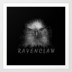 ravenclaw Art Print