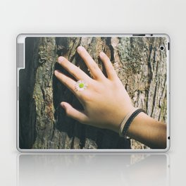 Hand Paquerette Laptop & iPad Skin